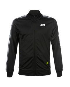 Valentino Rossi VR46 Core Track zip majica dugi rukav