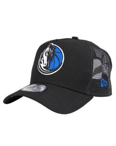 Dallas Mavericks New Era Trucker A Frame kapa