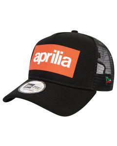 Aprilia New Era Trucker A Frame Mütze