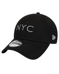 New Era 9FORTY Essential NYC Black kapa