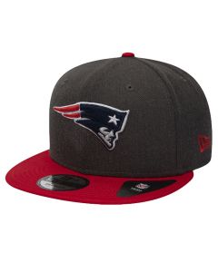 New England Patriots New Era 9FIFTY Heather kačket