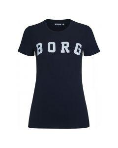Björn Borg Logo Borg Damen T-Shirt