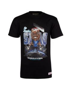 Shaquille O'Neal 34 Los Angeles Lakers Mitchell & Ness Twism T-Shirt