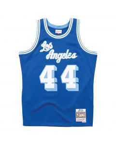Jerry West 44 Los Angeles Lakers 1960-61 Mitchell & Ness Swingman dres