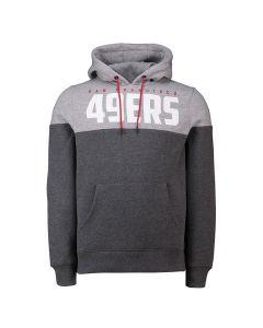 San Francisco 49ers OH Kapuzenpullover Hoody