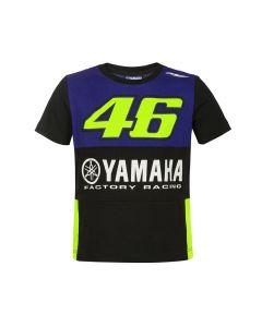 Valentino Rossi VR46 Yamaha otroška majica