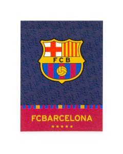 FC Barcelona beležka A7