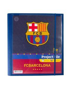 FC Barcelona akta organizator B5