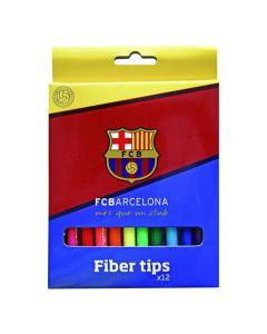 FC Barcelona Filzstifte 12 Stk.