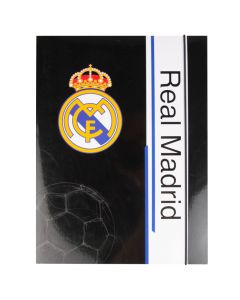 Real Madrid Wappen Mappe mit Elastikband