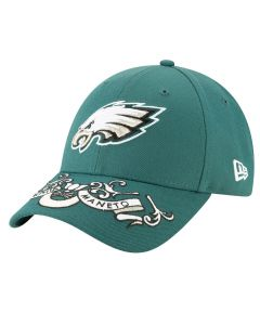 Philadelphia Eagles New Era 9FORTY 2019 NFL Draft kapa