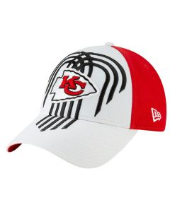 Kansas City Chiefs New Era 9FORTY 2019 NFL Draft Mütze