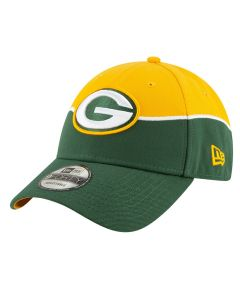 Green Bay Packers New Era 9FORTY 2019 NFL Draft Mütze