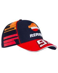Marc Marquez MM93 Repsol Mütze