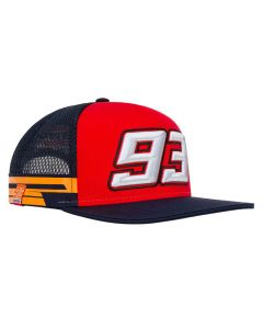 Marc Marquez MM93 Repsol Trucker Mütze