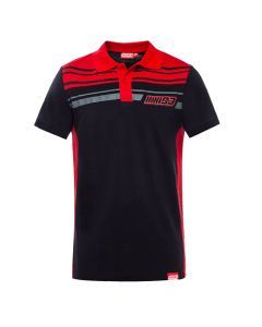 Marc Marquez MM93 Striped Team polo majica