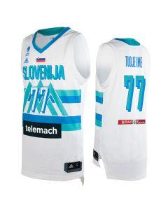 Slovenija Adidas KZS moški dres Home (poljubni tisk +15€)