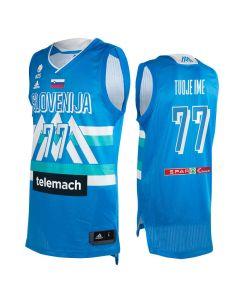 Slovenija Adidas KZS muški dres Away (tisak po želji +15€)