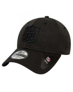 NFL Logo New Era 39THIRTY Shadow Tech Black kapa