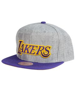 Los Angeles Lakers Mitchell & Ness LA 16TH Mütze