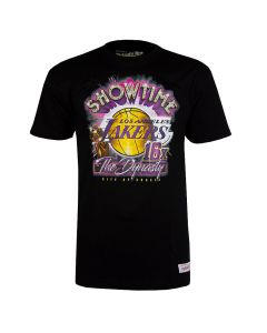 Los Angeles Lakers Mitchell & Ness LA Dynasty T-Shirt