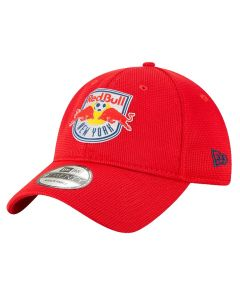 New York Red Bulls New Era 9TWENTY 2019 MLS Official On-Field kačket