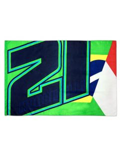 Franco Morbidelli FM21 zastava 140x90