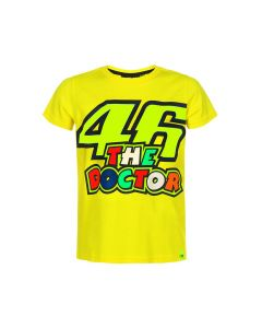 Valentino Rossi VR46 The Doctor Kinder T-Shirt