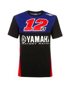 Maverick Vinales MV12 Yamaha T-Shirt