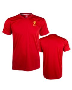 Liverpool Poly Training T-Shirt Trikot