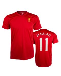 Salah 11 Liverpool Poly Training Shirt Trikot