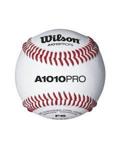 Wilson A1010PRO Flat Seam Baseball Ball
