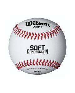 Wilson A1217 Soft Compresion Baseball Ball
