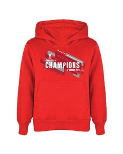 Liverpool Champions Of Europe 2019 Kapuzenpullover Hoody