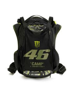 Valentino Rossi VR46 Ogio Monster Camp Baja Hydration Pack ruksak LIMITED EDITION