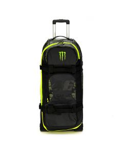 Valentino Rossi VR46 Ogio Monster Camp Rig 9800 Reisetasche auf Rädern LIMITED EDITION