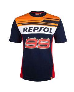 Jorge Lorenzo JL99 Big 99 Repsol T-Shirt