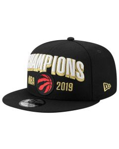 Toronto Raptors New Era 9FIFTY NBA Champions 2019 Mütze