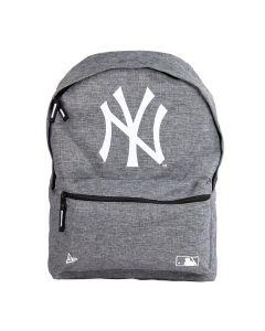 New York Yankees New Era Stadium Bag Rucksack Grey