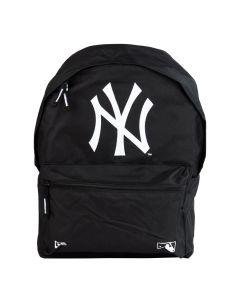 New York Yankees New Era Stadium Bag Rucksack Black