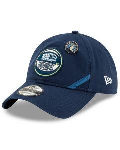 Minnesota Timberwolves New Era 9TWENTY 2019 NBA Draft Authentics kapa