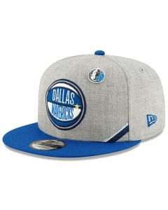 Dallas Mavericks New Era 9FIFTY 2019 NBA Draft Authentics kapa