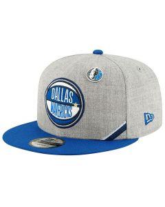 Dallas Mavericks New Era 9FIFTY 2019 NBA Draft Authentics kačket