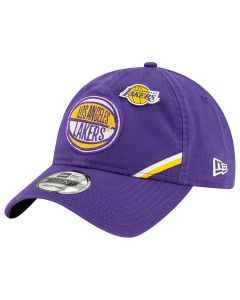 Los Angeles Lakers New Era 9TWENTY 2019 NBA Draft Authentics kapa