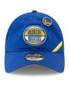 Golden State Warriors New Era 9TWENTY 2019 NBA Draft Authentics kapa