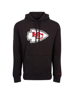 Kansas City Chiefs New Era Team Logo PO pulover sa kapuljačom