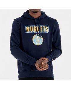 Denver Nuggets New Era Team Logo PO pulover sa kapuljačom