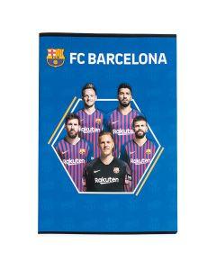 FC Barcelona zvezek A4/OC/54L/80GR 5