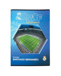 Real Madrid zvezek A4/OC/54L/80GR 1