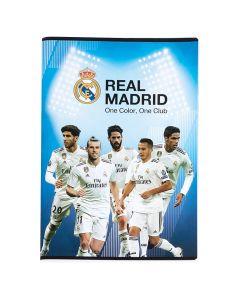 Real Madrid Heft A4/OC/54BLATT/80GR 2